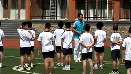 四年级快速跑-体育优质课视频