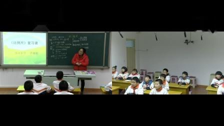 《正比例 反比例》课堂教学实录-冀教版小学数学六年级下册