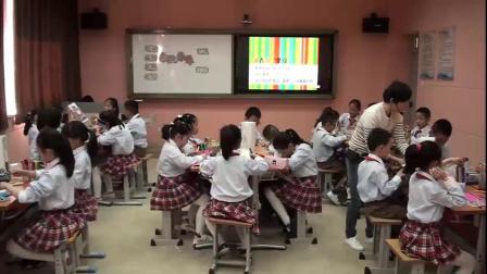 《7. 条纹乖乖》优质课评比视频-湘美版小学美术二年级上册