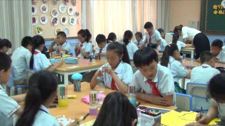 《1. 我们去旅行》教学视频实录-湘美版小学美术六年级上册