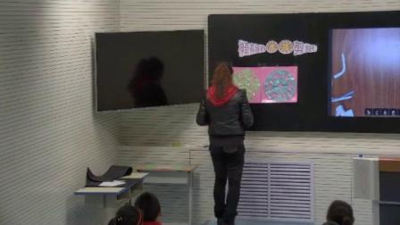《4.剪团花》优质课教学视频实录-冀美版小学美术二年级下册