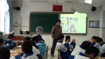 《地球的形状和大小,地球仪》优质课评比视频-中图版(钟作慈主编)初中地理七年级上册