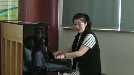 《唱:小黄鹂鸟 小巴郎,童年的太阳》课堂教学视频-苏少版(简谱)小学音乐六年级下册