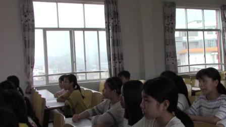 《《红河谷》》课堂教学实录-花城粵教版初中音乐九年级上册