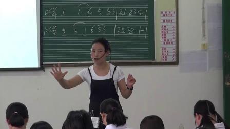 《安徽 《凤阳花鼓》》课堂教学视频实录-花城粵教版初中音乐九年级上册