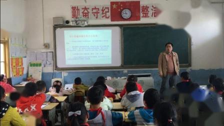 《3 饮食与健康》课堂教学视频实录-湘科2001版小学科学六年级上册