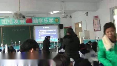 《4 岩石也变化》优质课教学视频实录-湘科2001版小学科学六年级上册