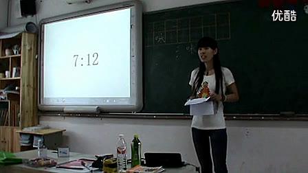 小学语文模拟教学《咏柳》小学语文教师招聘考生模拟课堂试讲教学