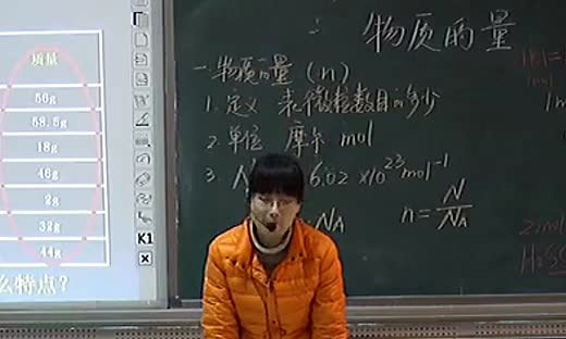《物质的量》王秀果郑州18中_2013郑州高中化学优质课视频