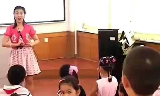 咏鹅 小学一年级音乐优质课图片