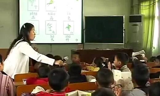 《口耳目》小学语文公开课优质课视频