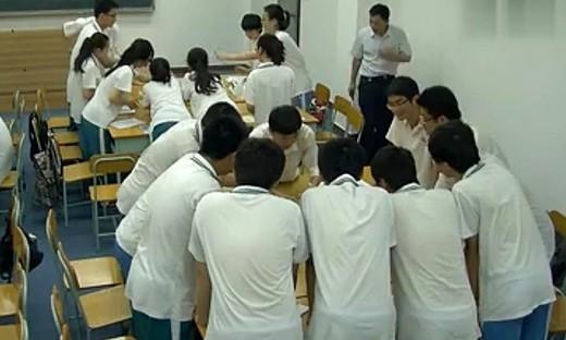 《电解池》人教版高中化学必修4化学反应原理优质课视频