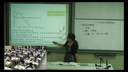 《生长素的生理作用》高中高二生物优质课视频-深圳市-范洪超