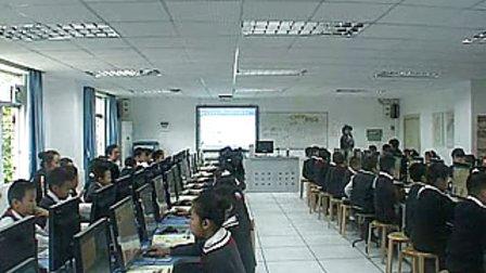《小写转大写数字转符号》小学三年级信息技术优质课教学视频-何君蓉