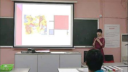 《走向抽象艺术》高一美术优质课视频-深圳中学段冉