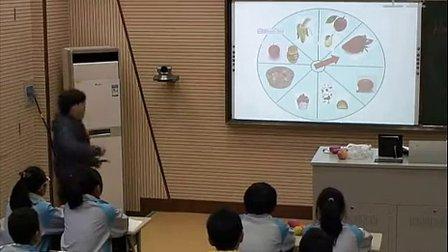 初中英语七年级Do you like bananas优质课教学视频-授课教师:曹晓清
