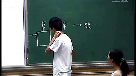 高中生物《生态系统的能量流动》优质课教学视频-王利霞