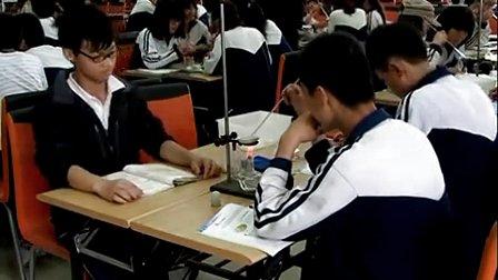 鲁教版初中九年级化学《粗盐提纯》教学视频-濮阳市-陈庆峰