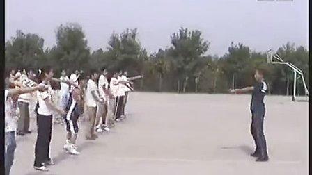 高中体育《正面双手垫球》说课与优质课教学视频