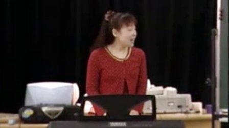 小学三年级音乐上册课例《老爷爷赶鹅》优质课教学视频