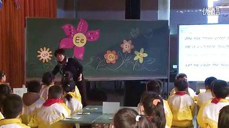 四年级英语Let's spell 教学视频-杨冰玉-2013小学英语课堂教学教材优秀课例