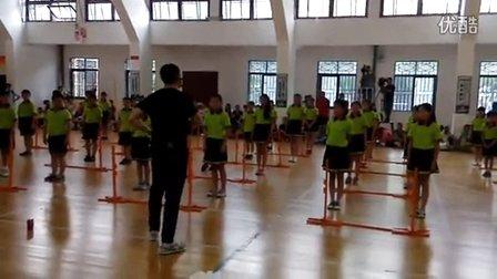 小学体育《武术》片段教学视频-第六届全国中小学体育优秀课教学视频
