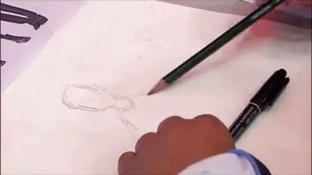初一美术《我们的风采》教学视频-黑龙江-宫磊-2014年全国中小学美术培训示范课视频