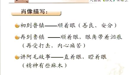 新�n程高中�Z文名特��教��同步�f�n�c示范《祝福》(人教�n�税姹匦奕�第2�n,福州八中:�羌夷龋�