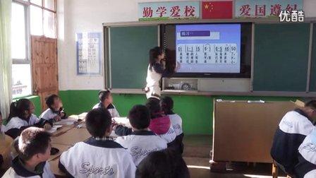 2014年有送教下乡活动初中音乐公开课《歌唱祖国》教学视频,郭秦