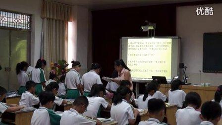 小学语文《鱼游到了纸上》教学视频,吴仕芳,2015年琼海市小学青年教师语文课堂教学评比