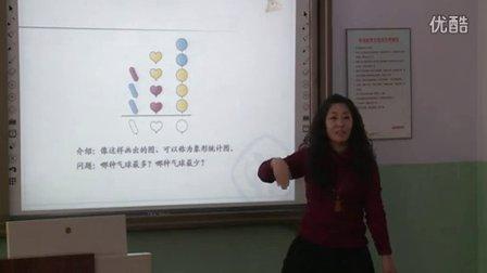 2015优质课视频《分类与整理》人教版数学一年级下册 -兴城市宁远小学:张丽颖