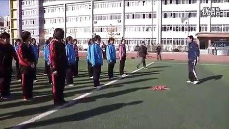七年级体育《快速跑》教学视频,曹龙