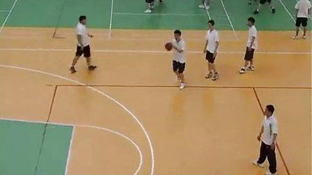 高二体育教学视频《篮球》体育名师工作室教学视频