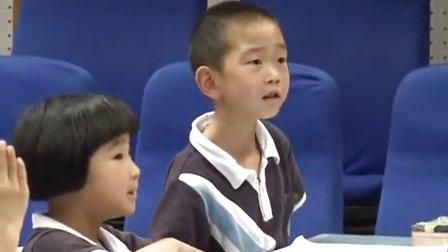 小学语文《荷叶圆圆》教学视频,2014年优质课