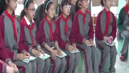 小学音乐《转圆圈》教学视频,2014年优质课