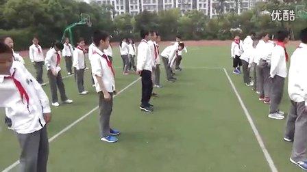 小学五年极强体育《武术基本动作》教学视频,2014年优质课