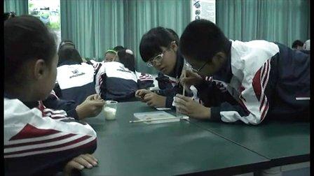 教科版小学科学五年级下册《马铃薯的水中的沉浮》教学观摩视频