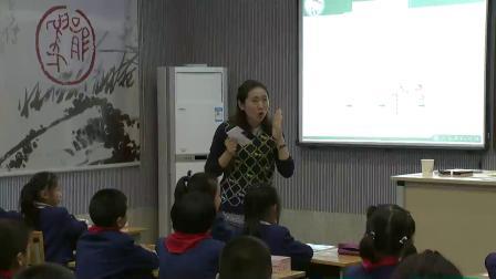 人教版数学二下《轴对称图形》课堂教学视频实录-孙丽丽
