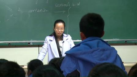 人教版英语七下Unit3SectionAHowdoyougettoschool?课堂教学视频实录-方凯梦