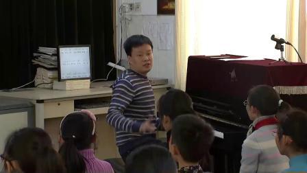 人音版音乐六下第3课《滑雪歌》课堂教学视频实录-姚直元