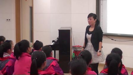 人音版音乐六下第4课《拍手拍手》课堂教学视频实录-蒋逸萍