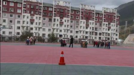 《游戏:春种秋收》科学版一年级体育,甘孜州县级优课