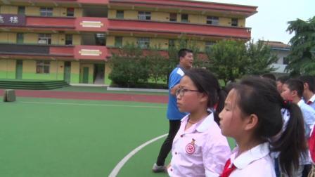 《障碍赛》五年级体育,王亚维