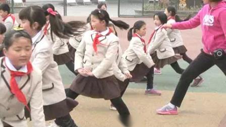 《走和跑――合作跑》四年级体育,张琪