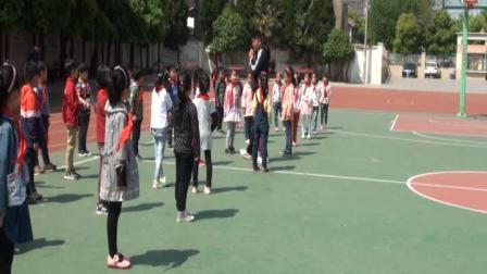 《走与游戏》小学二年级体育,刘宁