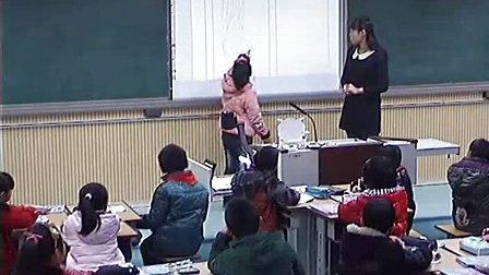 二年级数学上册《数学广角―搭配》教学视频,郑州市小学数学优课评比视频