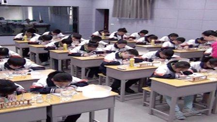 九年级化学下册《溶液的形成》教学视频,湖南省,2014优质课视频