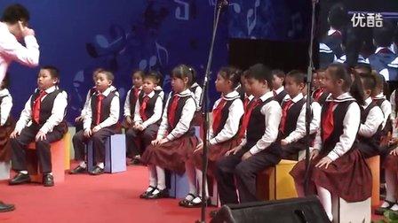全国第七届中小学音乐课观摩活动小学组一等奖获奖课《打枣》教学视频,马红磊