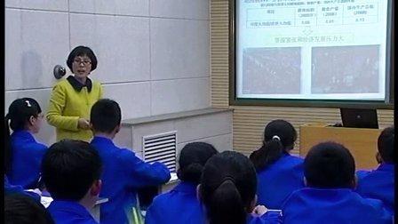 人教版初中七年�地理下�浴队《取方�W��l,河南省