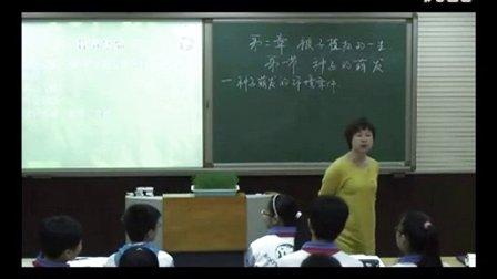 人教版七年级生物上册《种子的萌发》教学视频,天津市